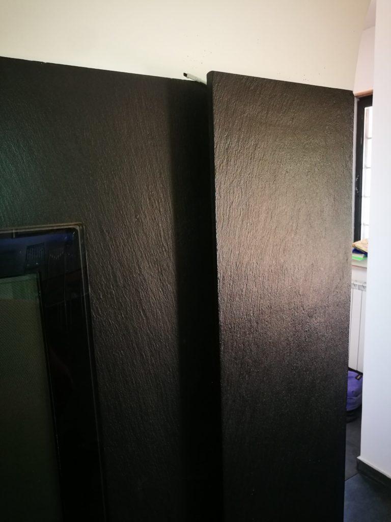 parete tv ardesia